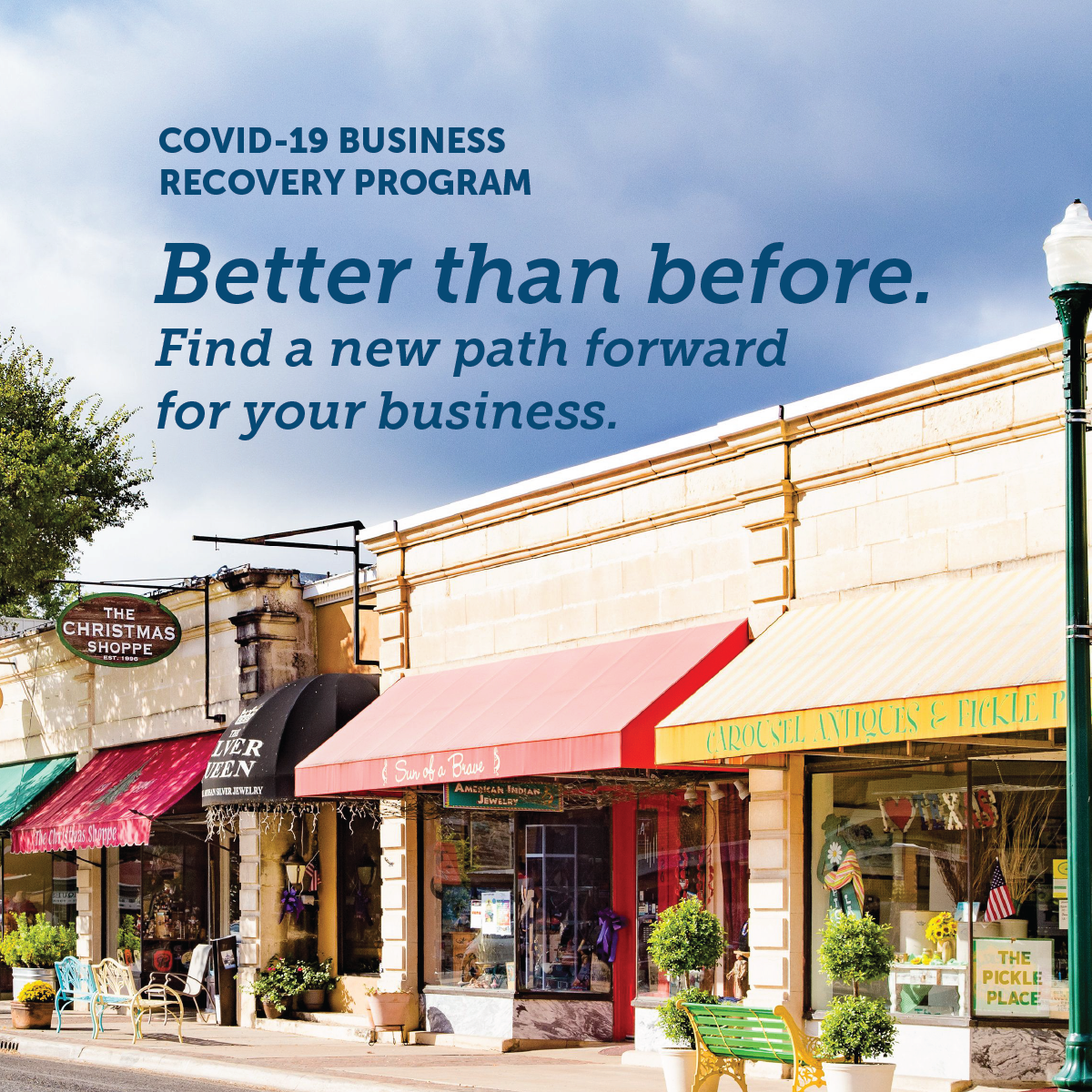 Covid-19 Business Recover Program